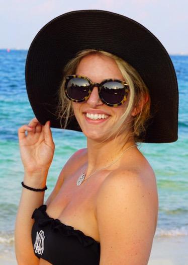 Monogrammed Bikini – Marley Lilly