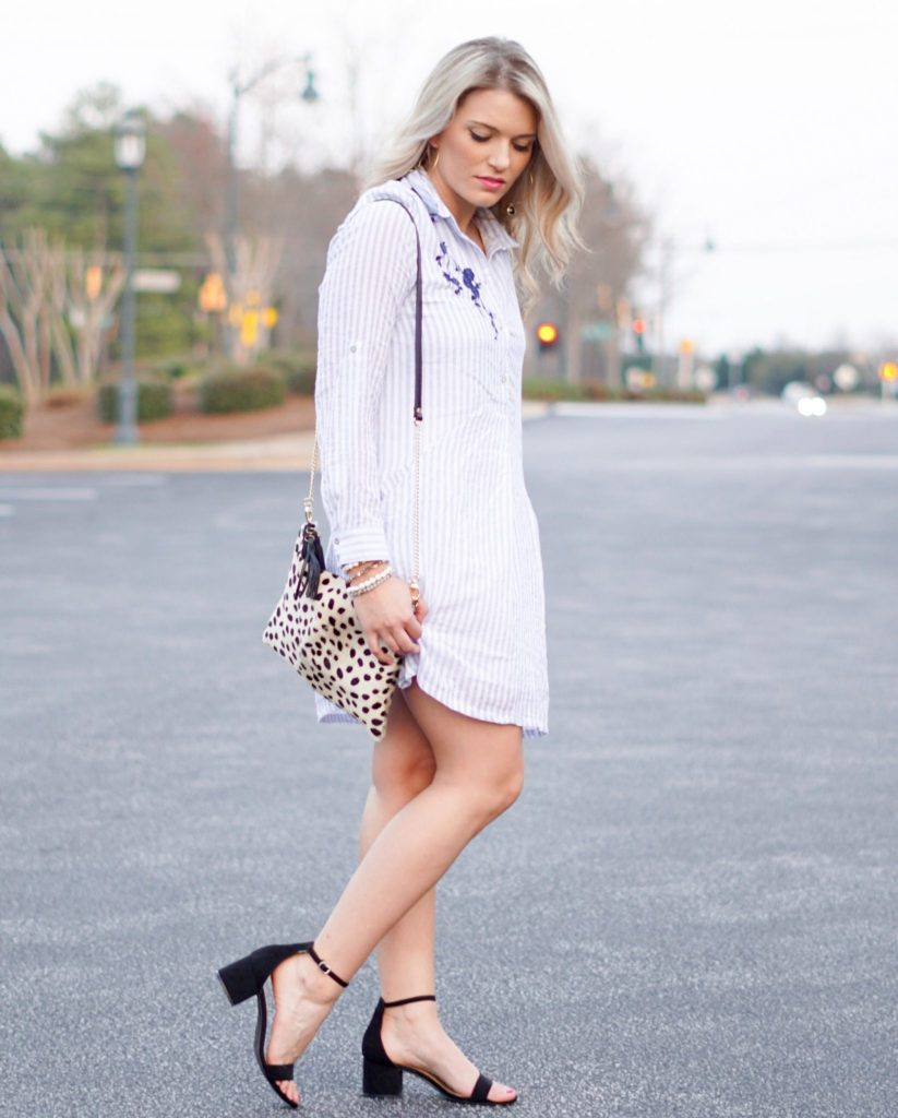 Shirt Dress: Work Style