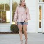 Blush & Blonde – My New Favorite Tote