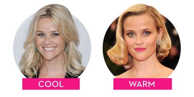 brassy vs ashy blonde hair