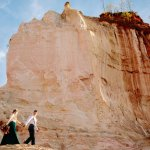 Styled Elopement at Providence Canyon