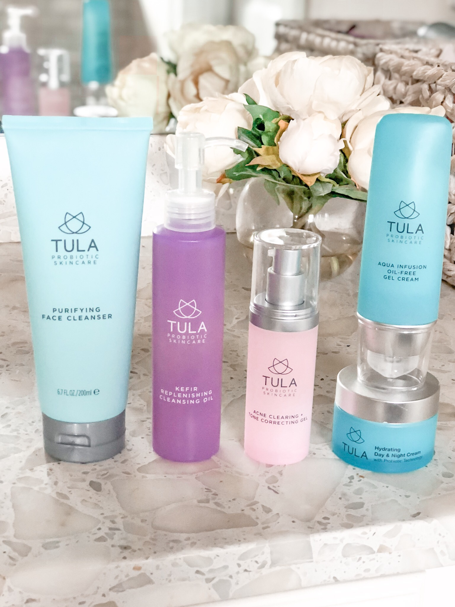Current Skincare Routine + TULA Acne Gel - Morgan Bullard