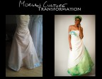 Morgan Culture Gown transformation 3