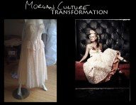 Morgan Culture Gown transformation 7