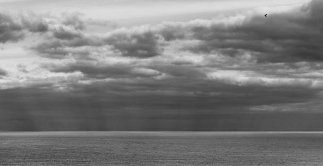 Quelques rayons en mer du Nord