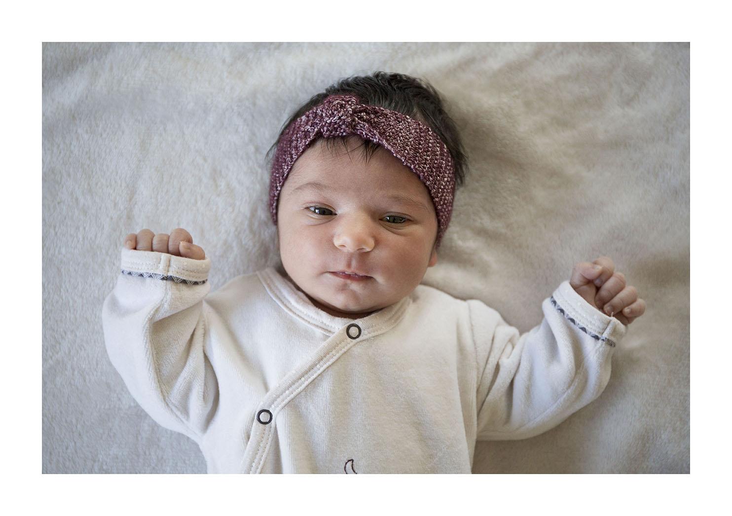 portrait naissance bébé