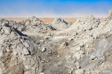 Salton Sea Mud Pots & Geothermal Mud Volcanoes