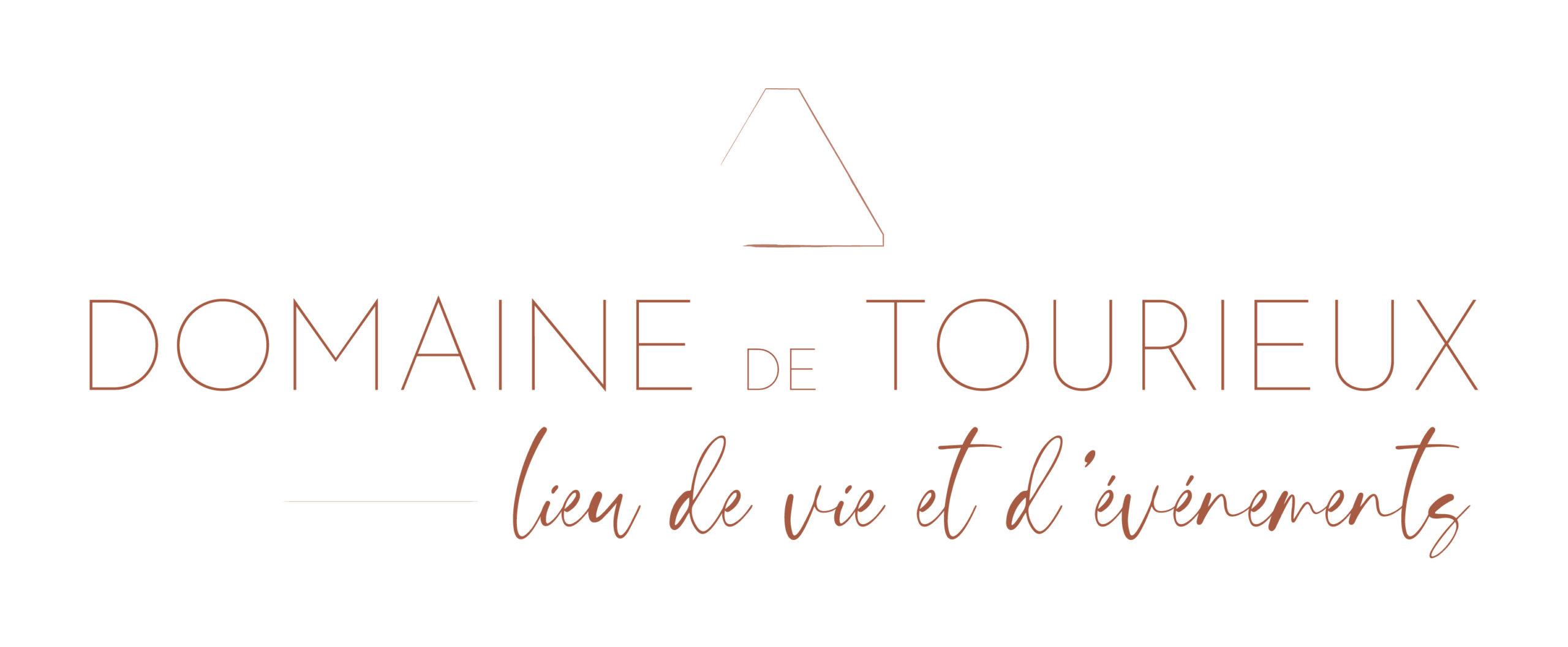 Logo Domaine de Tourieux