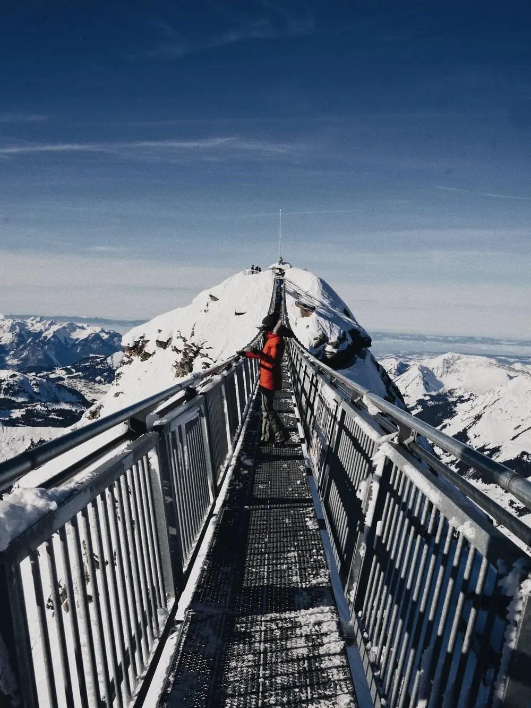 Idée excursion: Blausee, Rougemont, Glacier 3000 3