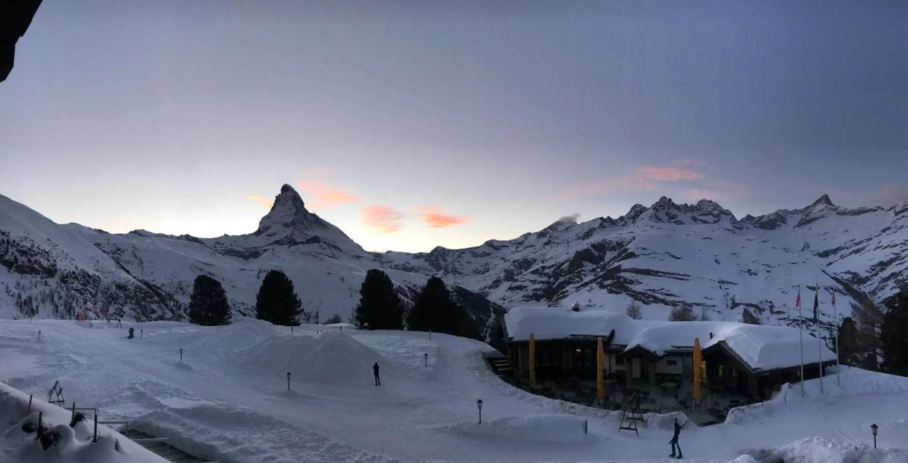 Zermatt: Mon séjour à 2222m d'altitude 1