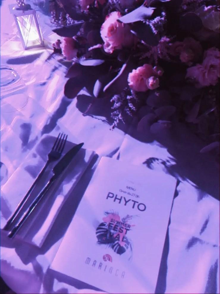 Dernière soirée avec Phyto