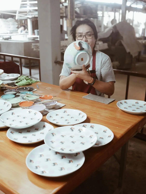 hanabhodee Ceramic Museum Lampang