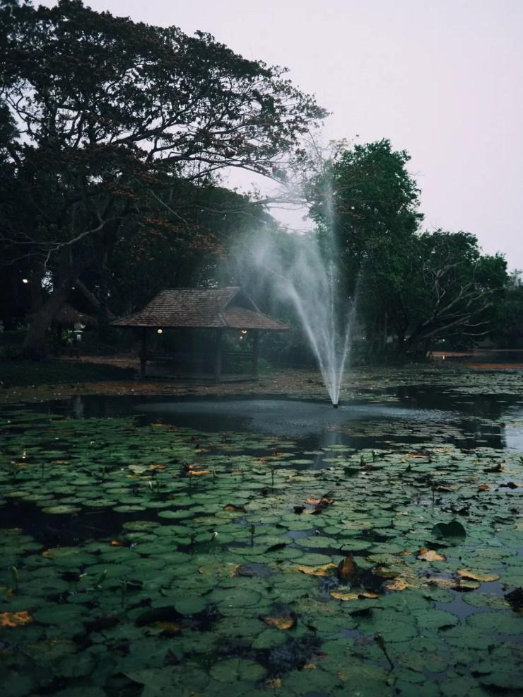Lampang River hotel