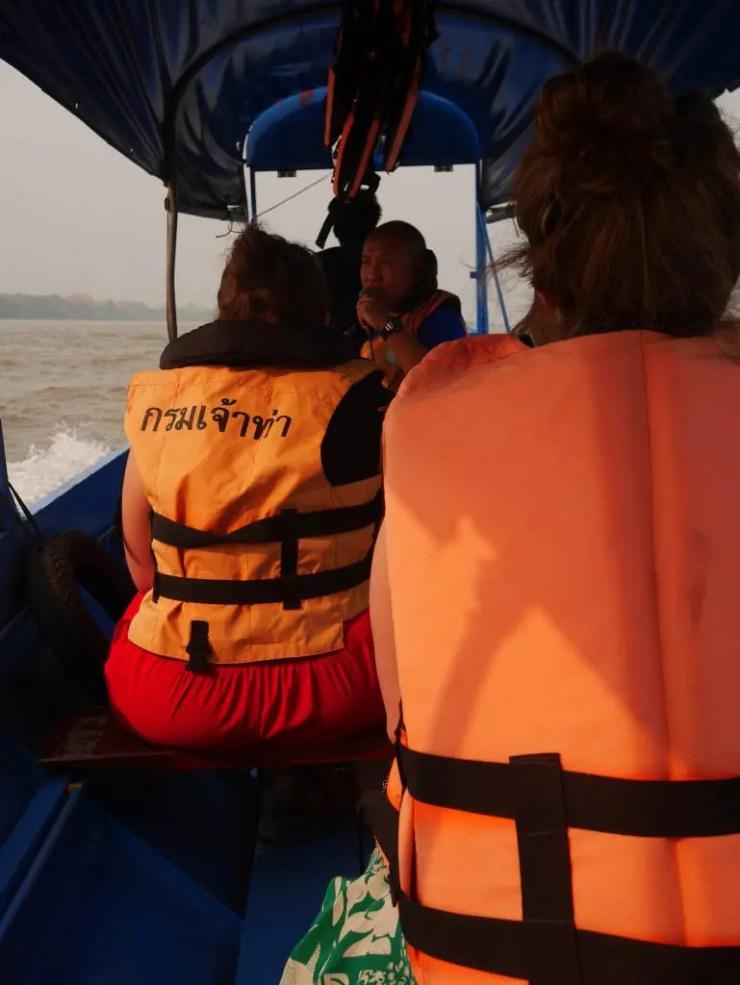 Golden triangle Mekong