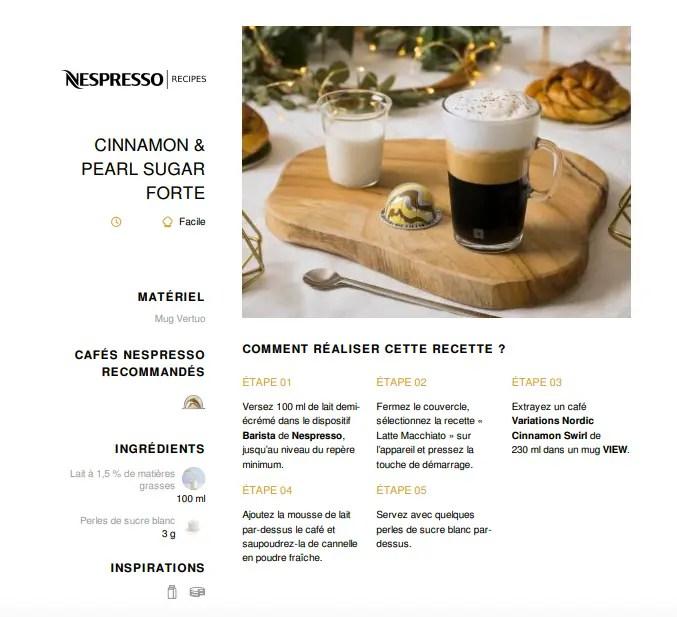 Nespresso: Variations Nordic 2