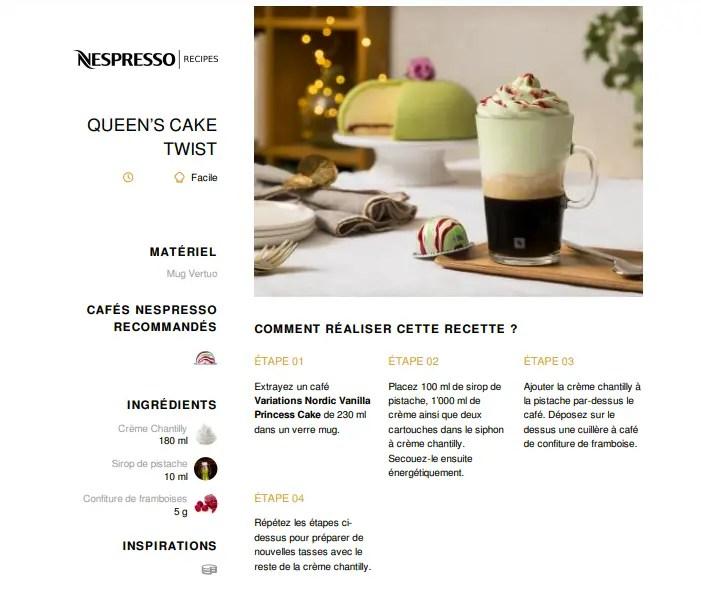 Nespresso: Variations Nordic 1