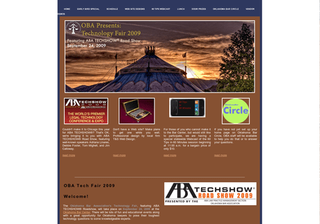 OBA Technology Fair