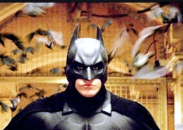 Kilmer's Batman: Subtle
