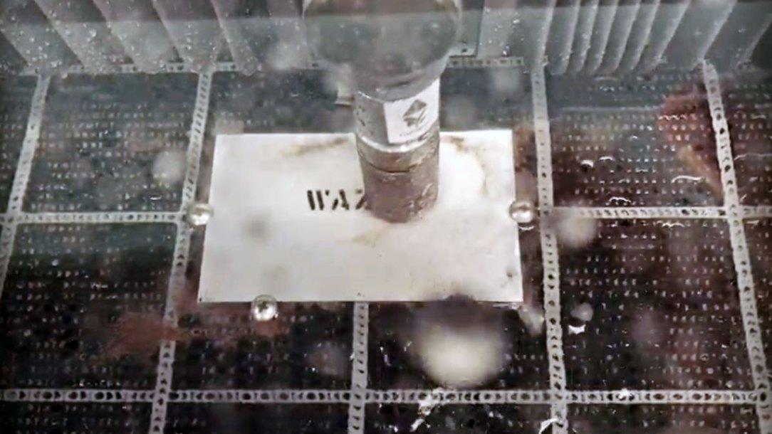 Wazer review: The prodigal desktop waterjet finally arrives
