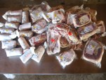 Half a Hog, processed & packaged - $4.5/pound