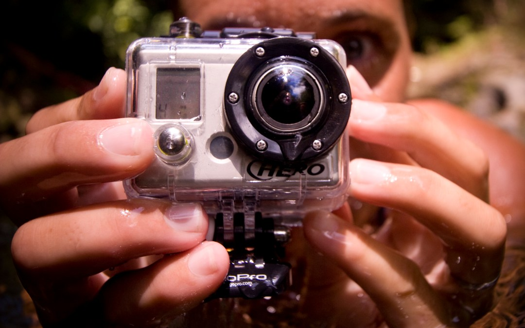 Lick the Lens and Clear Up the Fog: Tips for using the Go Pro HD Surf Hero