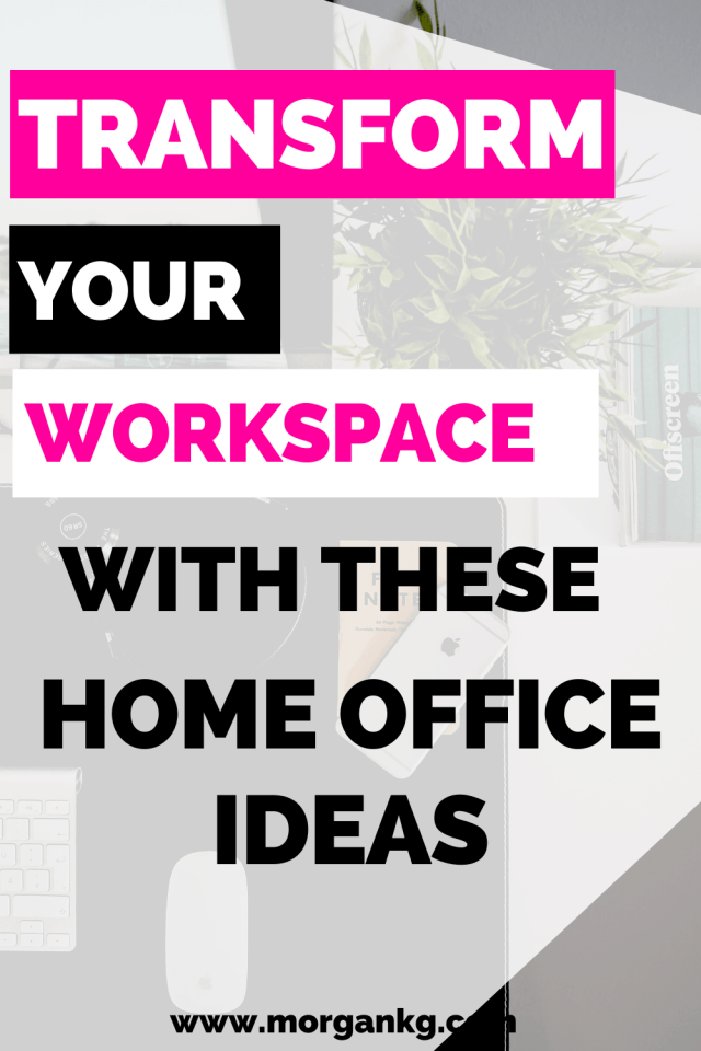 Are you looking for home office ideas? You have come to the right place! Learn more about business office decorating ideas, home office ideas on a budget, decor ideas for small spaces and small home office ideas. Click over to learn more!