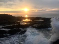 Sunrise in Montezuma