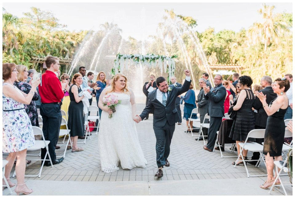 palm beach zoo wedding ceremony
