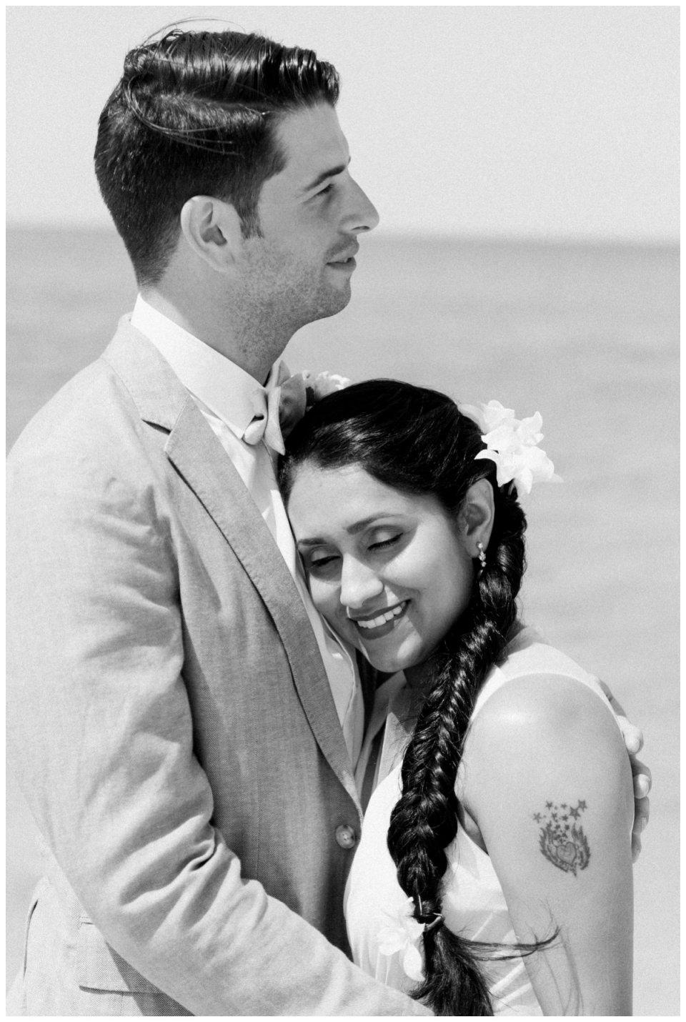 falmouth beach wedding photography