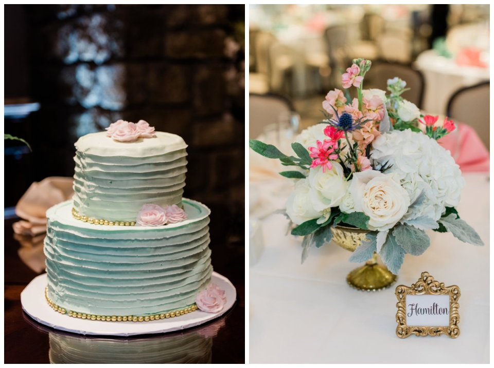 wedding cake floral designs