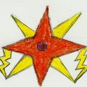 b- solarstaticbadge