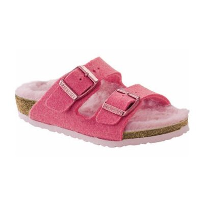 Arizona Kids Pink Wool Shearling