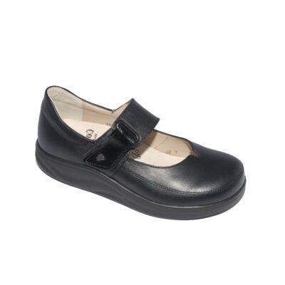 Nagasaki Black Leather