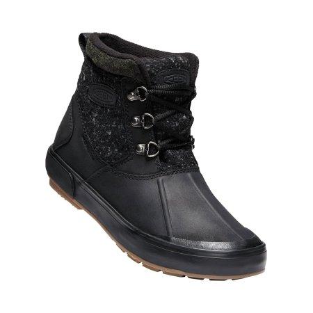 Elsa II Wool Boot Black