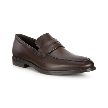 Melbourne Loafer Cocoa Brown