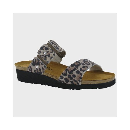 Ashley Cheetah Suede