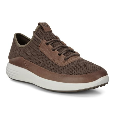 Soft 7 Runner Mesh Dark Clay