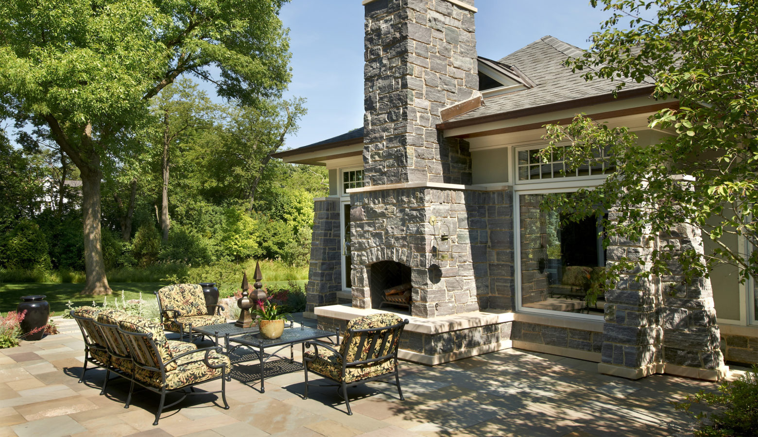 Inspiring Outdoor Living Spaces: Design Ideas to Turn Your ... on Small Backyard Living Spaces  id=94392