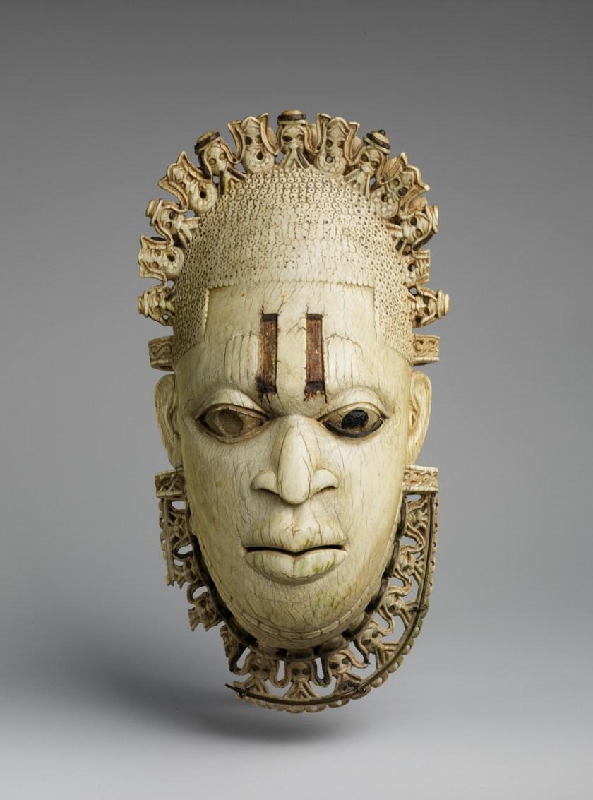 Queen Mother Pendant Mask: Iyoba