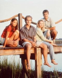 "Cast of ""Dawson's Creek"""