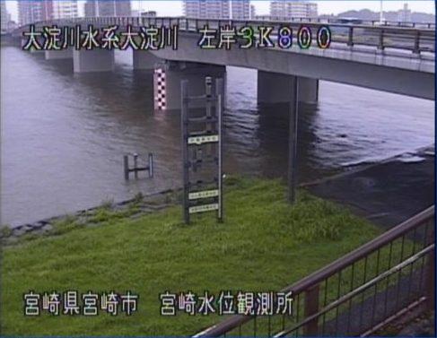 1.宮崎水位観測所