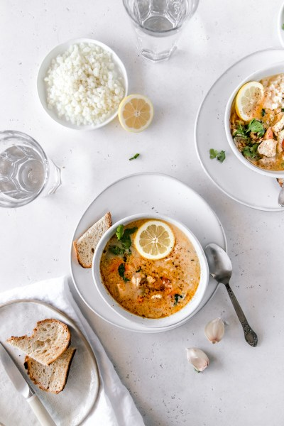 Paleo Mulligatawny Soup