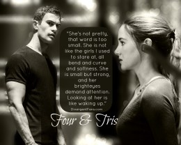 divergent_quotes_tris_and_four_images