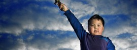 GLOBAL BATTLE - KIDS TO SAVE THE WORLD SERIES by John Corvera