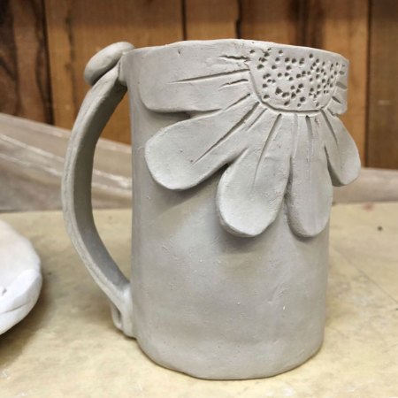 Cat's Pottery Painting & Art Classes