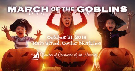 March of the Goblins - 2018 @ Main Street | Center Moriches | New York | United States