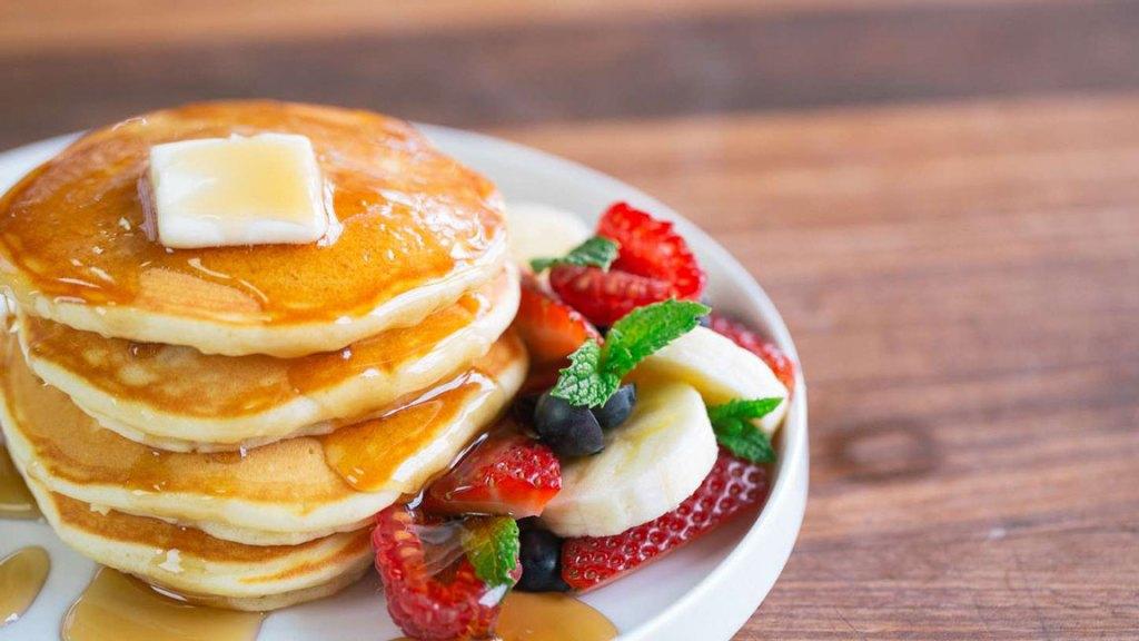 1/2 Way Pancake Breakfast