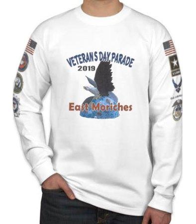 Veterans Day parade shirt