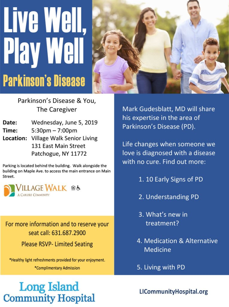 Parkinson's Disease & You, The Caregiver
