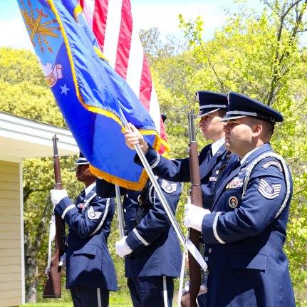 Major Andy O'Keeffe tree memorial - 11